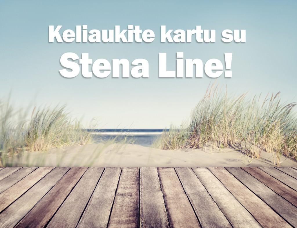 Stena Line Lietuva Facebook